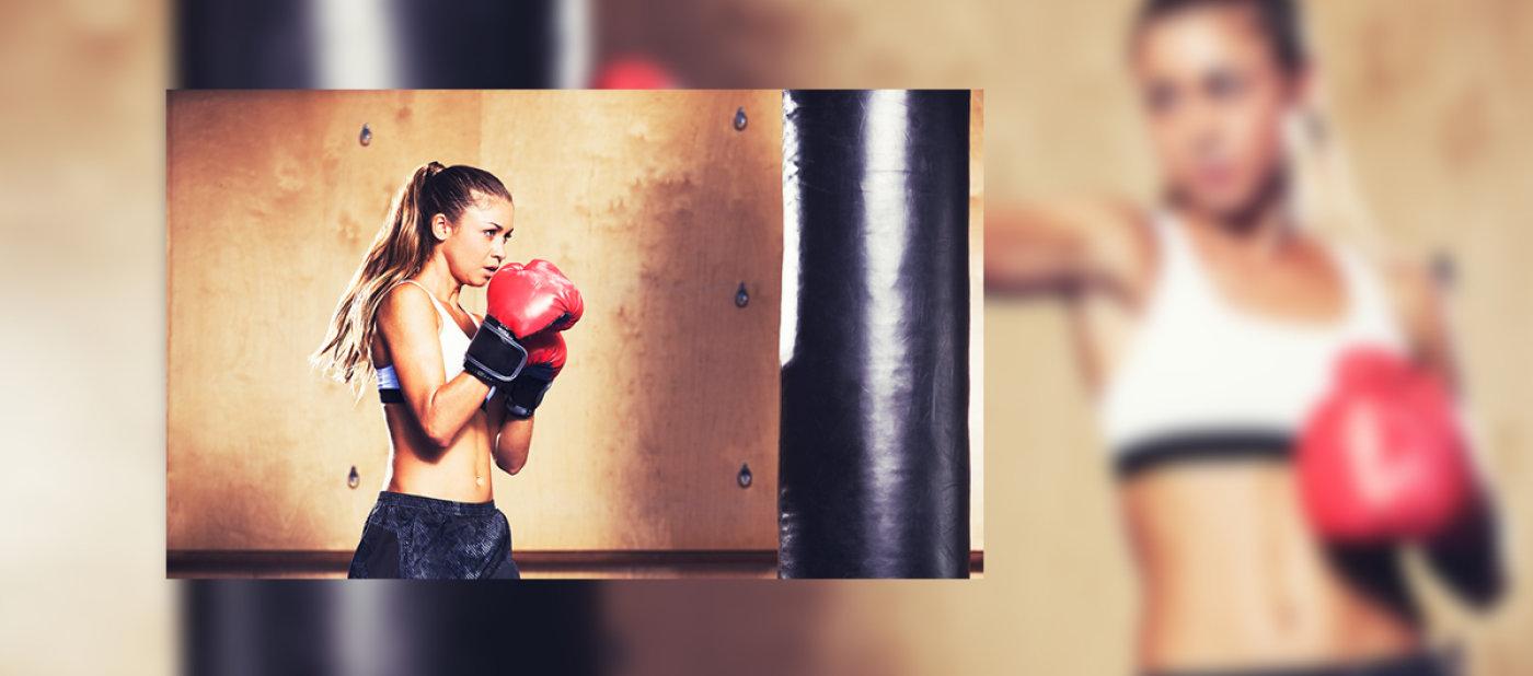 kickboxing za žene